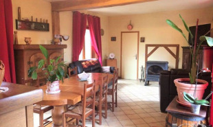 vente Maison / Villa 5 pièces Crèvecœur-le-Grand