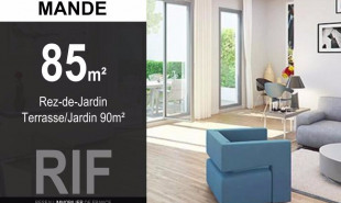 vente Appartement 4 pièces Saint-Mande