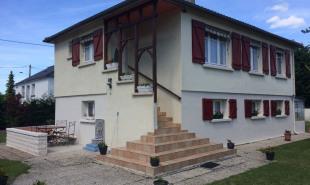 vente Maison / Villa 6 pièces Houdan