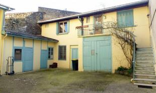 vente Maison / Villa 3 pièces Givors