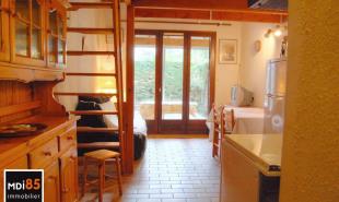 vente Maison / Villa 2 pièces La Tranche-sur-Mer
