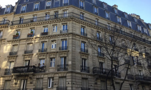 location Boutique 1 pièce Paris 17ème