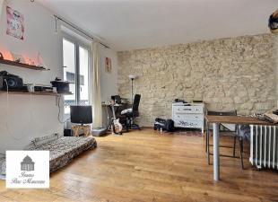 vente Appartement 2 pièces Paris 20ème