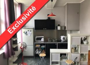 vente Appartement 1 pièce Valenciennes