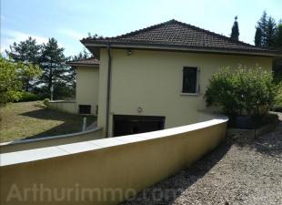 vente Maison / Villa 5 pièces Beaurepaire