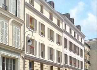 produit d'investissement Appartement 1 pièce Versailles
