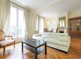 vente Appartement 3 pièces Paris 16ème