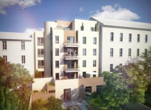produit d'investissement Appartement 3 pièces Villeurbanne