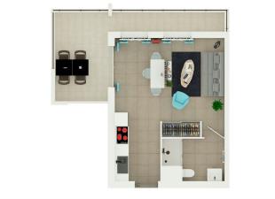 produit d'investissement Appartement 1 pièce Ajaccio