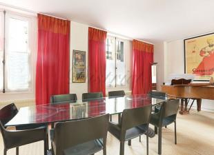 vente Hôtel particulier 9 pièces Levallois Perret