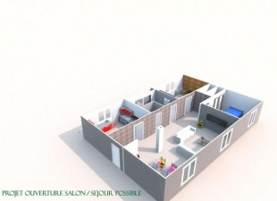 vente Appartement 4 pièces Villefranche-sur-Saône