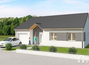 vente Maison / Villa 5 pièces Pont-a-Mousson