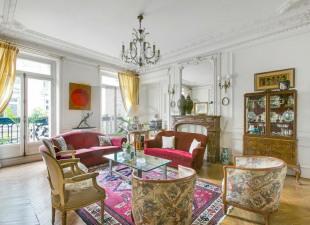 vente de prestige Appartement 5 pièces Paris 17ème