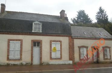 Недвижимость в городе Saint-Calais, Земли Луары, Франция: Дом, 5 комнат, площадью 112 m²