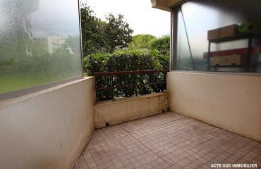 Недвижимость в городе Мандельё-ла-Напуль, Прованс — Альпы — Лазурный Берег, Франция: 1-x комнатная квартира, площадью 21 m²