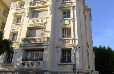 Недвижимость в городе Ницца, Прованс — Альпы — Лазурный Берег, Франция: 3-x комнатная квартира, площадью 74 m²