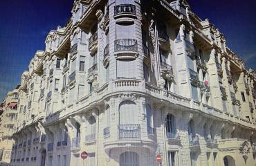 Недвижимость в городе Ницца, Прованс — Альпы — Лазурный Берег, Франция: 1-x комнатная квартира, площадью 23 m²