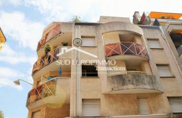 Недвижимость в городе Ницца, Прованс — Альпы — Лазурный Берег, Франция: 1-x комнатная квартира, площадью 22 m²