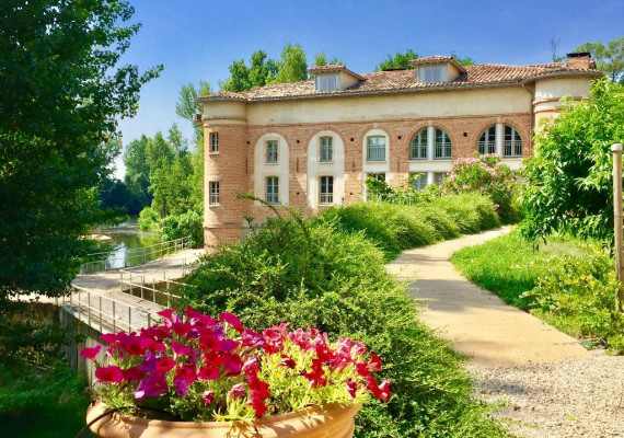 Awesome exclusivit maison villa m pices montauban with for Maison du monde gironde
