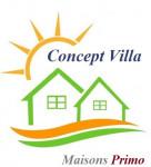 Logo agence Concept Villa
