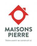 Logo agence maison pierre