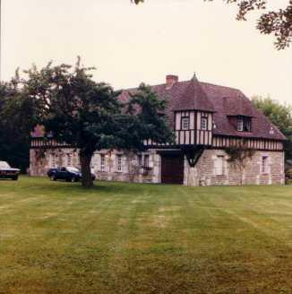 Deluxe sale chateau Conches-en-ouche  - Picture 8