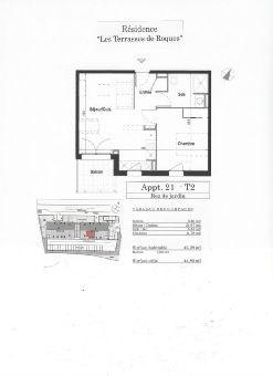 Produit d'investissement appartement Roques 165500€ - Photo 2