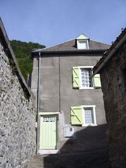 Maison de village Canton St. Beat