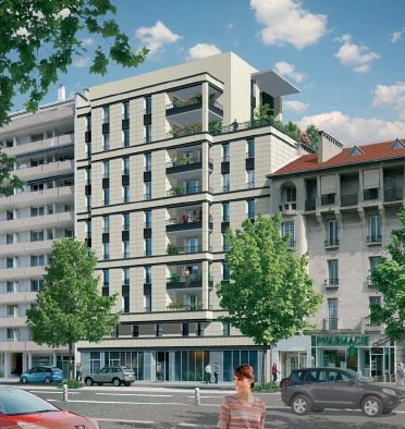 Location appartement Grenoble 1097€ CC - Photo 4