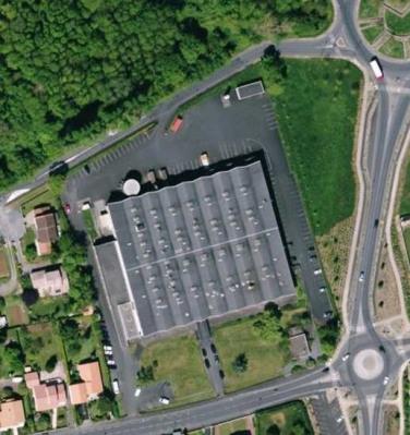 Vente Local d'activités / Entrepôt Niort