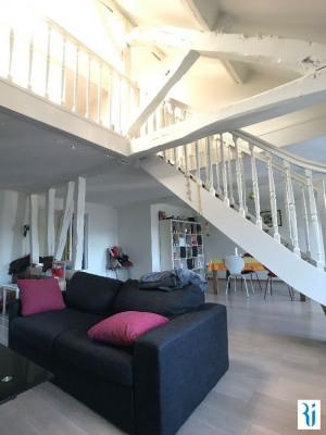 Appartement Rouen 3 pièce(s) 127.8 m2
