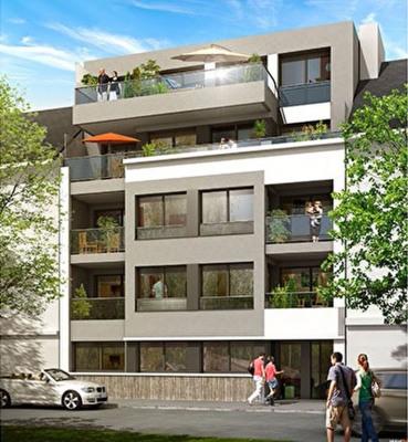 Appartement Saint Nazaire 5 pièces 118.91 m²