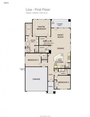 Vente - Maison / Villa 1 pièces - 197,05 m2 - Bryan - Photo
