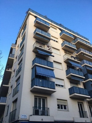 NICE RIQUIER - Appartement 2 pièces de 66m² avec 2