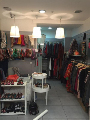 Location Boutique Paris 15ème