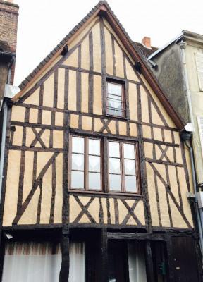 Maison ancienne Beauvais centre 6 pièce (s) 110 m²