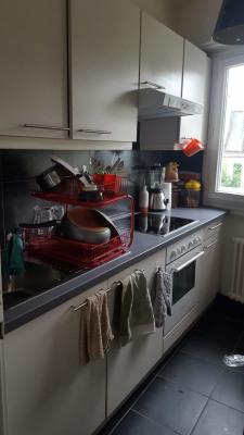 Alquiler  - Apartamento 2 habitaciones - 45 m2 - Lausana - Photo