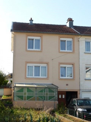 Sale - Town house 5 rooms - 100 m2 - Longuyon - Photo