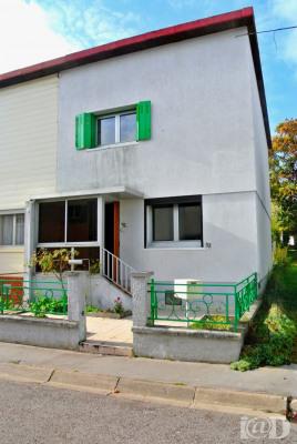 Vente Maison / Villa 3 pièces Nancy-(67 m2)-99 000 ?