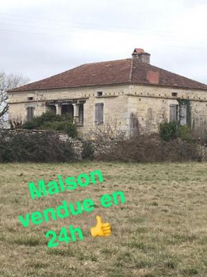 Bâtiment à restaurer