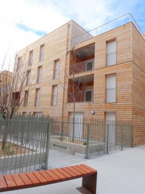 Face Remparts - T2 avec balcon et garage