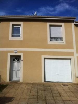 Maison T4 avec jardin et garage 89m² GENISSAC