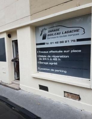 Vente Bureau Paris 16ème