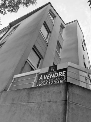 Vente - Appartement 3 pièces - 53,74 m2 - Nantes - Photo