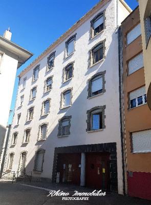 Appartement Bourgoin Jallieu 3 pièces 76,71 m²