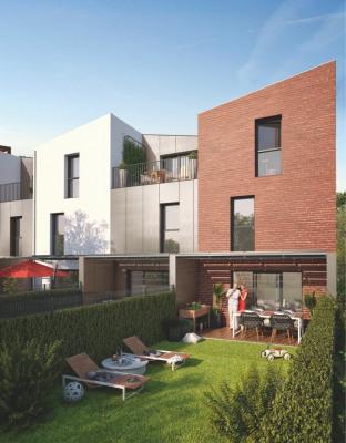 Kapitalanlag - Loft 5 Zimmer - 117 m2 - Toulouse - Maison de ville_Factory_Toulouse - Photo