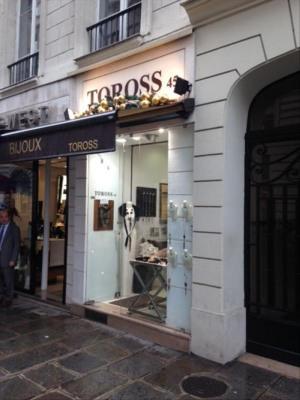 Vente fonds de commerce boutique Paris 8ème (75008)
