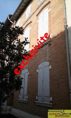 Exclusivité addict immobilier 31 cachet de l ancien maison bourg