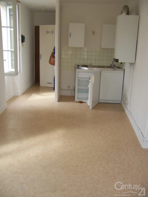 Location - Studio - 19,81 m2 - Caen - Photo