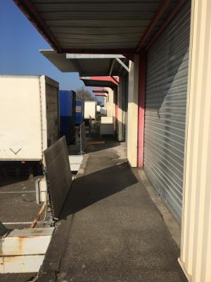 Location Local d'activités / Entrepôt Saint-Bonnet-de-Mure